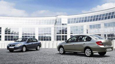 Renault Thalia - Symbol : Une berline tricorps