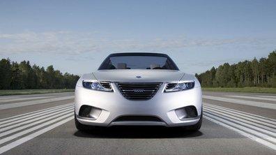 Saab 9-X Air: un cabriolet original signé Saab