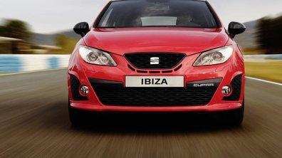 Seat Ibiza Cupra : Version musclée