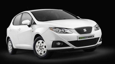 Seat Ibiza Ecomotive : sous la barre des 100 g de CO2