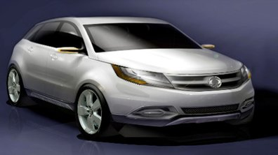 Concept SsangYong C200: la traction arrive