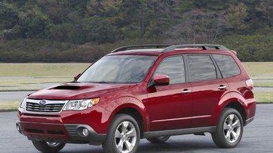 Subaru Forester : du break au SUV
