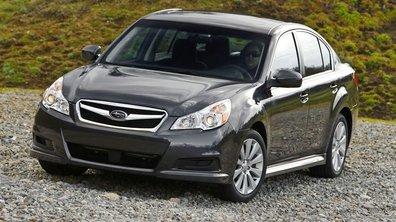 Subaru Legacy : une berline de caractère