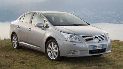 Toyota : chute des ventes de 5,1% en mars 2009