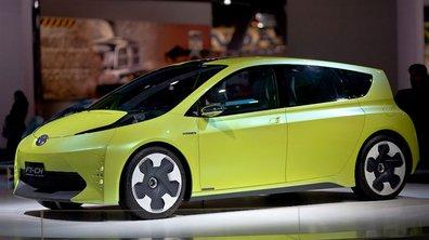 Salon de Detroit 2010 : La Toyota Prius a une petite soeur !