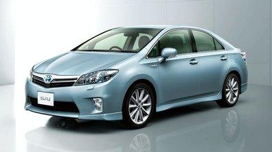 Salon de Tokyo 2009 : La Toyota SAI vient suppléer la Prius