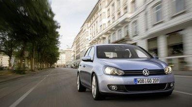 Volkswagen Golf : 6ème génération