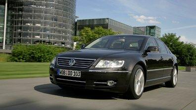 Volkswagen Phaeton : De légères évolutions pour 2009