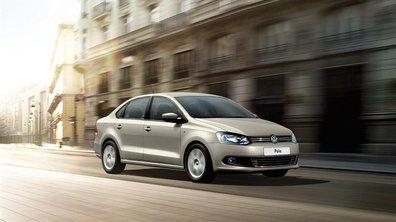 Volkswagen Polo Sedan / Vento : pays émergents en vue
