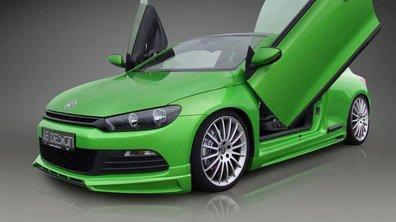 Volkswagen Scirocco JE Design : l'alien 100% allemand