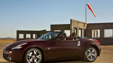 Salon de New-York : Nissan 370Z Roadster