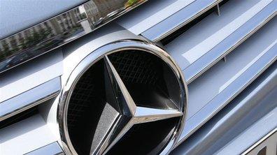 Une Mercedes offerte pour l'achat d'un appartement !