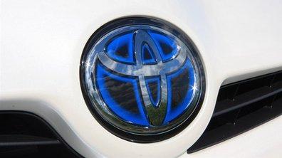 Les ventes de Toyota en Janvier se stabilisent pendant que Lexus explose