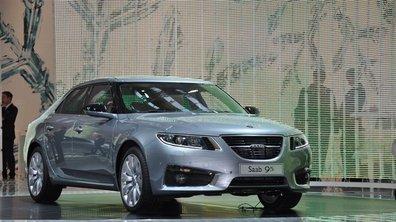 Francfort 2009 : nouvelle Saab 9-5