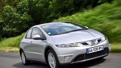 Essai : Honda Civic restylée i-VTEC