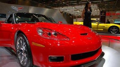 Chevrolet Corvette ZR1 : des chevaux sous le capot !