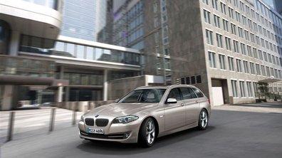 BMW Série 5 Touring, une luxueuse déclinaison