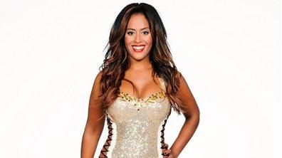 Amel Bent dans Danse Avec Les Stars 3 : Une volonté de guerrière !