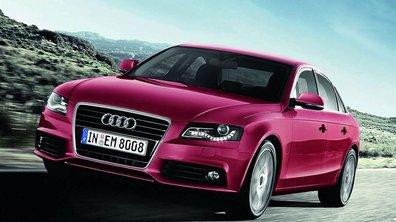 Audi A4 TDI e : le diesel vert