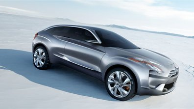 Mondial de l'Auto 2008 : Citroën surprend avec Hypnos, son Crossover