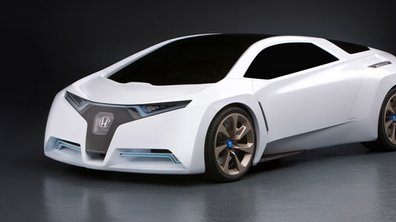 Los Angeles: Honda FC Sport Fuel-Cell