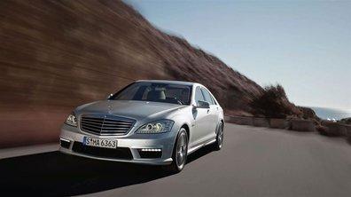 Mercedes S63 et S65 AMG : restylage physique mais pas mécanique