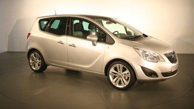 Nouvel Opel Meriva 2010 : 30.000 commandes en 3 mois !