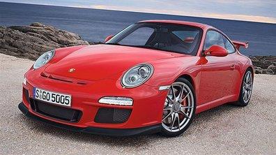 Genève 2009 : La Porsche 911 GT3