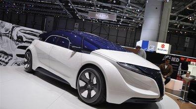 Salon de Genève 2010 : Tesla EYE Concept par IED