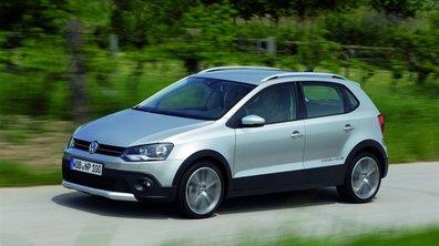 VW Crosspolo 2010 : la fourmi des champs dévoile sa gamme