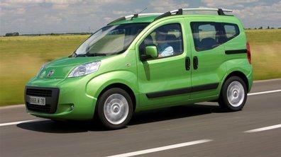 Fiat Fiorino Micro-Vett : 600 km à bord d'une électrique