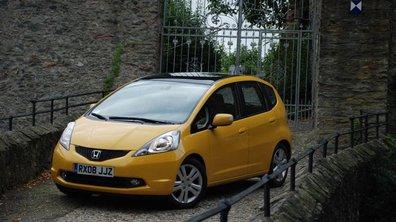 Honda Jazz : 500.000 unités écoulées en Europe