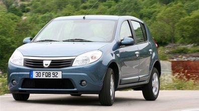 La Dacia Sandero produite à 100.000 exemplaires en Roumanie