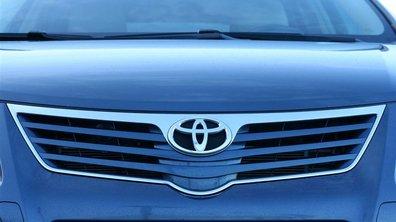 Les ventes de Toyota ont baissé de 10% en 2008