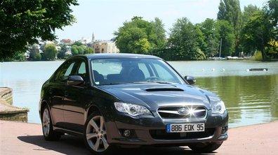 Essai : La Subaru Legacy diesel 2.0 de 150 ch