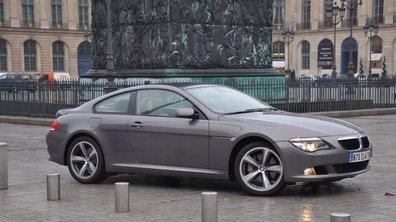 Essai : BMW 635d