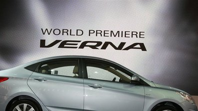 Hyundai Accent / Verna