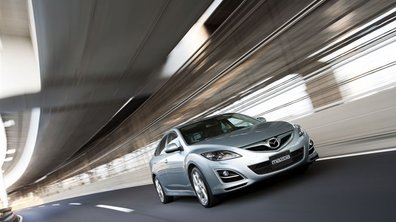 Salon de Genève 2010 : Nouvelle Mazda6