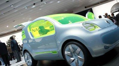 Mondial de l'Auto 2008 : Renault Z.E. Concept, la surprise !