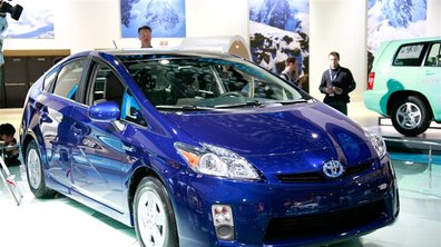 Toyota Prius III : La même en mieux