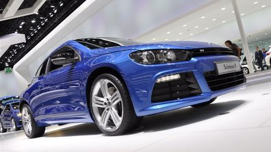 Salon de Francfort 2009 : Volkswagen Scirocco R