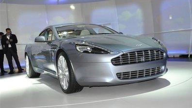 Salon de Francfort 2009 : Aston Martin Rapide
