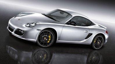 Porsche Cayman, il y a du nouveau !