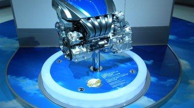 Mazda lancera un moteur hybride avec Toyota en 2013