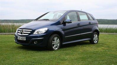 Mercedes : 750.000 Classe A et 500.000 Classe B produites en Allemagne