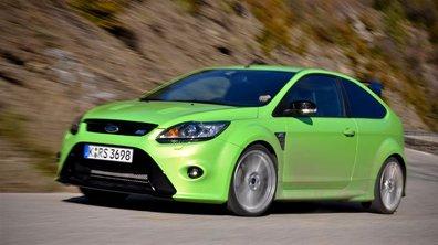 Essai : Ford Focus RS