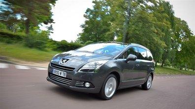 """Peugeot 5008 """"Music"""" : édition spéciale à 18.990 euros jusqu'au 31 mai"""