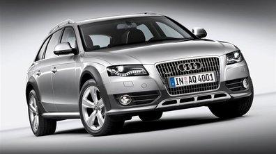 Genève 2009 : Audi A4 Allroad : le break sort des sentiers battus