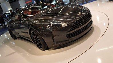 Aston Martin DBS par Mansory
