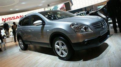 Nissan Qashqai+2 : Le best-seller s'agrandit
